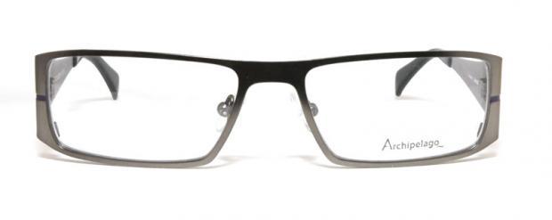 Glasögon A387C3 front grå