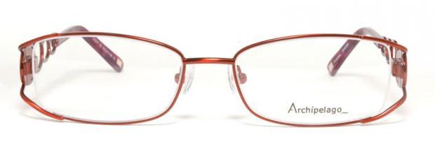 Glasögonbåge Archipelago A1217 05 front