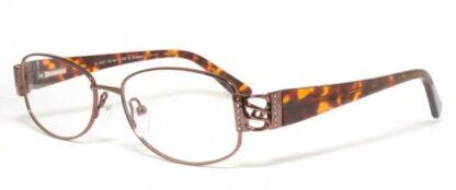 Glasögon nl6027c2 Sida brun