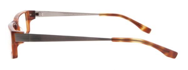 Glasögonbåge Conquistador AM23 col04 Sida