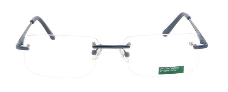 Garnityr glasögonbåge från United colors of Benetton BE03801 front bild
