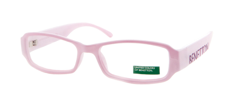 Glasögonbåge från United colors of Benetton BE00804 Profil