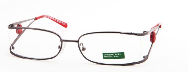 Glasögonbåge United colors of Benetton BE04703 Profil