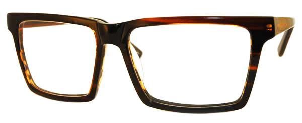 Sidobild på Fönster of Sweden 2314 stora Bruna retro glasögon ee0543b654e89